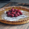 Thumbnail image for Lemon Tart with Raspberries