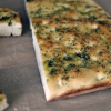 Thumbnail image for Pesto Focaccia Bread