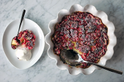 Thumbnail image for Cranberry Clafouti