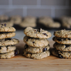 Thumbnail image for Vegan Oatmeal Cranberry Cookies