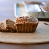 Thumbnail image for Zucchini Bread + Cooper's First Blog Appearance