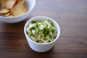 Thumbnail image for Roasted Eggplant and Onion Dip
