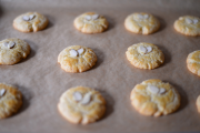 Thumbnail image for Chinese Almond Cookies