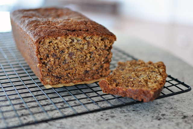Post image for Flour Bakery's Banana Bread