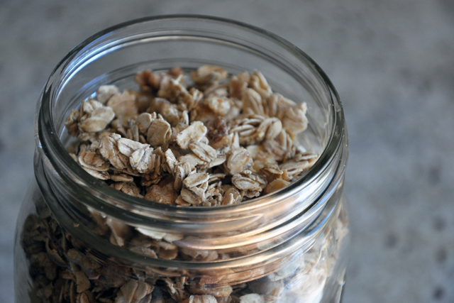 Post image for The Best Homemade Granola