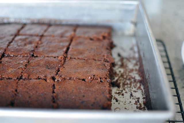 Post image for Agave Brownies