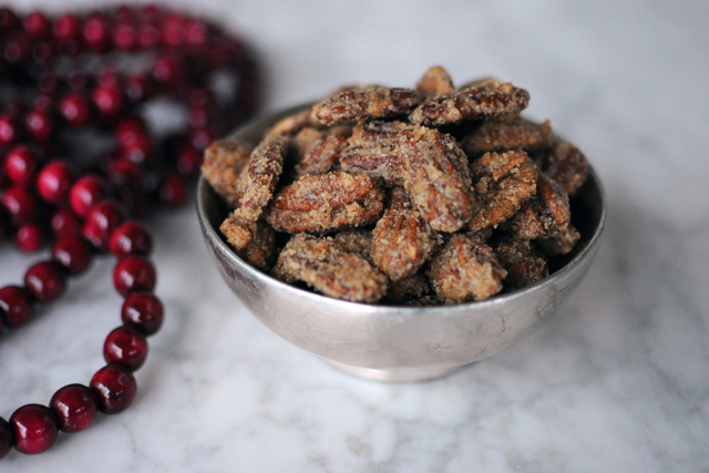 Post image for Sugared Pecans