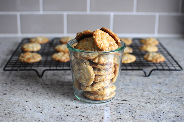 Post image for Anzac Biscuits + A Few Australia Pics