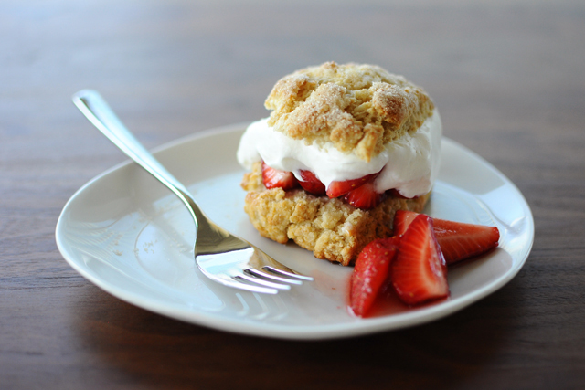 Post image for Strawberry Shortcakes