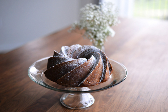Post image for Pumpkin Bundt Cake