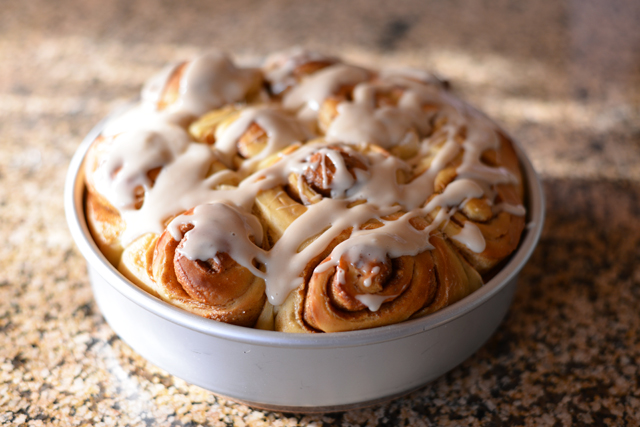 Post image for Challah Cinnamon Rolls