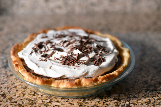 Post image for Chocolate Cream Pie